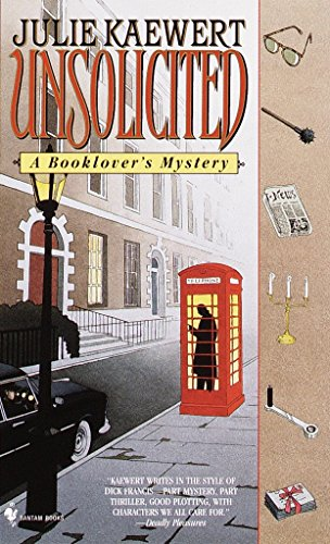9780553582093: Unsolicited: A Booklover's Mystery