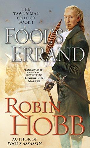 9780553582444: The Tawny Man 1. Fools Errand