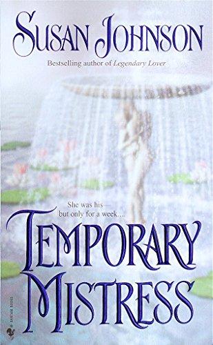9780553582536: Temporary Mistress (St. John-Duras)