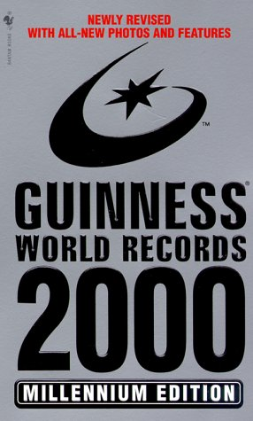 9780553582680: Guinness World Records 2000 (Guinness Book of Records, 2000)