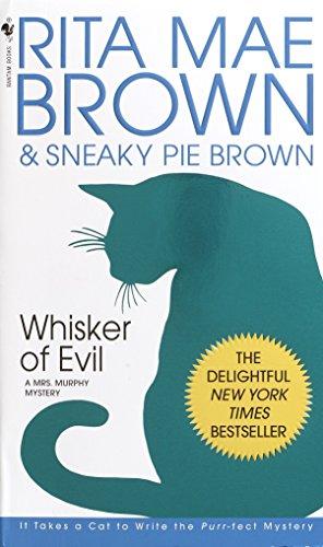 9780553582864: Whisker of Evil (Mrs. Murphy)