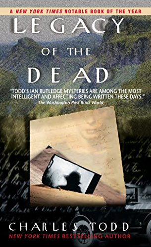 9780553583151: Legacy of the Dead (Inspector Ian Rutledge)