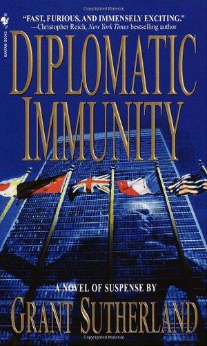 9780553583304: Diplomatic Immunity