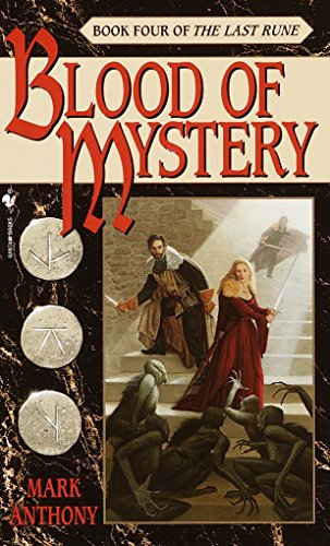9780553583328: Blood of Mystery (The Last Rune, Book 4)