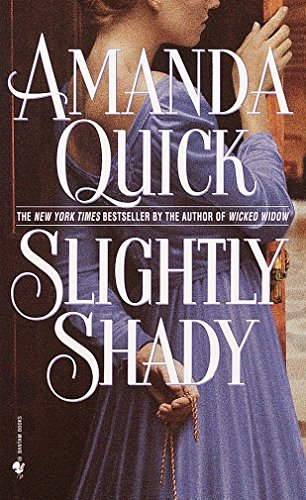 9780553583366: Slightly Shady (Lavinia Lake and Tobias March)