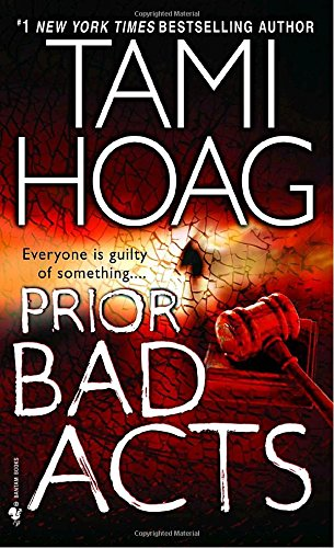 9780553583595: Prior Bad Acts (Sam Kovac and Nikki Liska)