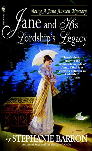 Jane and His Lordship's Legacy (Jane Austen Mysteries) (0553584073) by Stephanie Barron