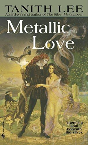 9780553584714: Metallic Love (Silver Metal Lover)