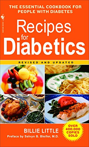 9780553584721: Recipes for Diabetics: Revised and Updated