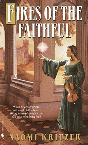 9780553585179: Fires of the Faithful: A Novel (Eliana's Song)
