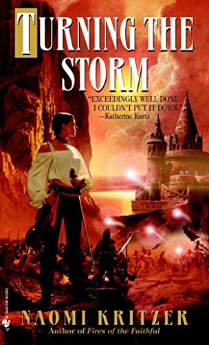 Turning the Storm (0553585509) by Kritzer, Naomi
