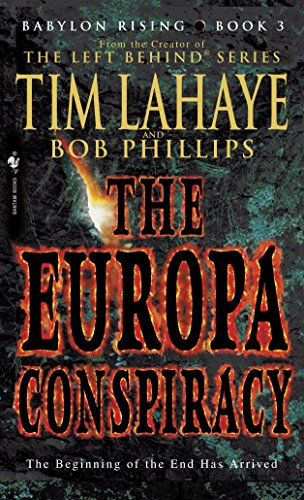 9780553586084: The Europa Conspiracy (Babylon Rising, Book 3)