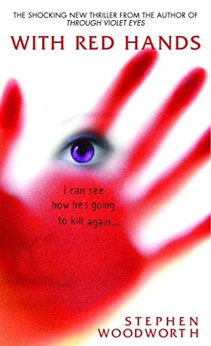 9780553586459: With Red Hands (Violet Eyes)