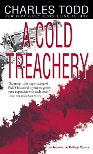 9780553586619: A Cold Treachery (Inspector Ian Rutledge)
