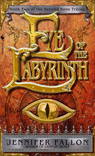 9780553586695: Eye of the Labyrinth (The Second Sons Trilogy, Book 2)