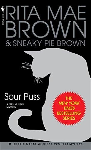 9780553586817: Sour Puss: A Mrs. Murphy Mystery