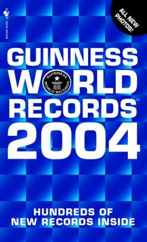 9780553587128: Guinness World Records 2004