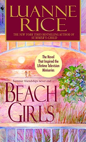 9780553587241: Beach Girls