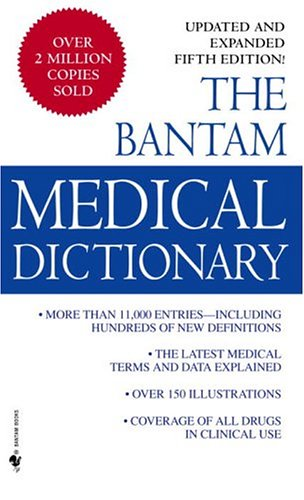 9780553587364: Bantam Medical Dictionary, Fifth Edition
