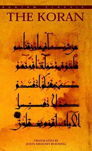 The Koran (Bantam Classic): John Medows Rodwell