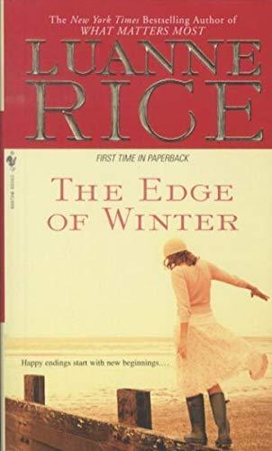 9780553587654: The Edge of Winter