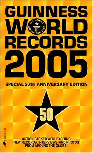 9780553588101: Guinness World Records 2005