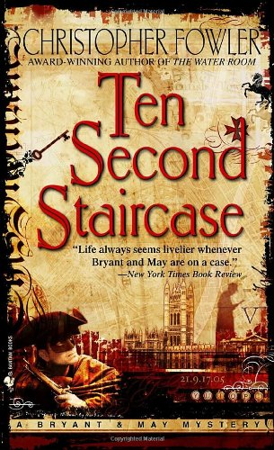 9780553588316: Ten Second Staircase (Bryant & May Mysteries)