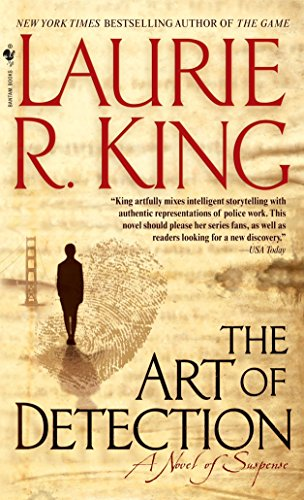 The Art of Detection (Kate Martinelli): Laurie R. King