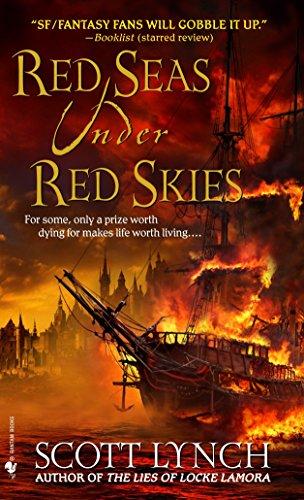 9780553588958: Red Seas Under Red Skies (Gentleman Bastards)