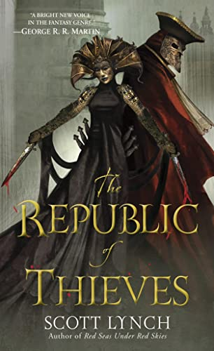 9780553588965: The Republic of Thieves (Gentleman Bastards)