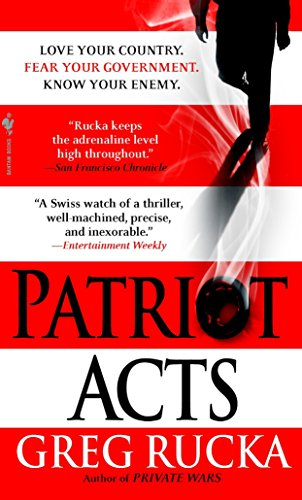9780553588996: Patriot Acts