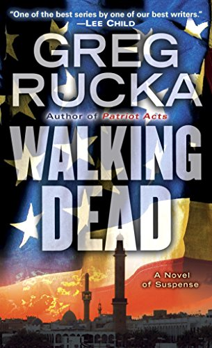 9780553589009: Walking Dead (Atticus Kodiak, Book 7)