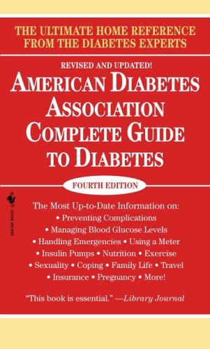 9780553589078: American Diabetes Association Complete Guide to Diabetes
