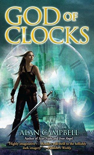 God of Clocks: Campbell, Alan
