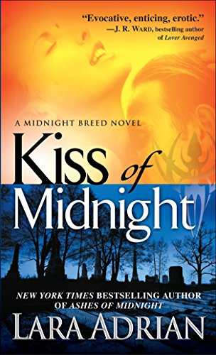 9780553589375: Kiss of Midnight (The Midnight Breed, Book 1)