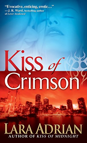 Kiss of Crimson (Midnight Breed, Band 2)