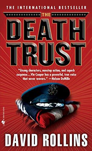 9780553590005: The Death Trust (Vin Cooper)