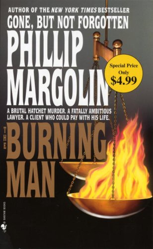 9780553590203: The Burning Man