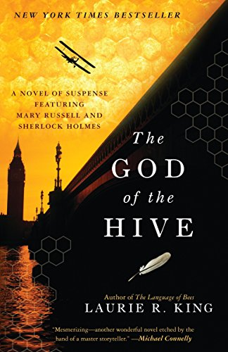 9780553590418: The God of the Hive: A novel of suspense featuring Mary Russell and Sherlock Holmes