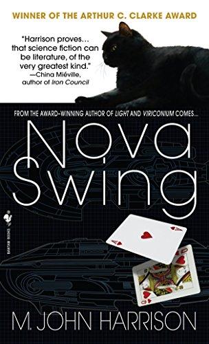 9780553590869: Nova Swing (Kefahuchi Tract)
