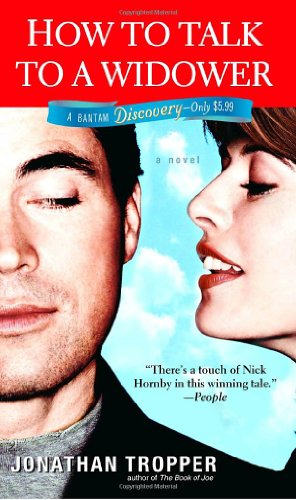 9780553591460: How to Talk to a Widower (Bantam Discovery)