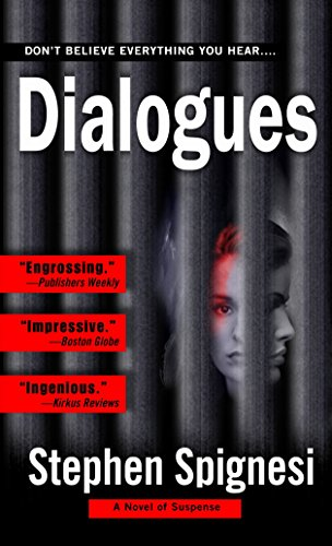9780553591996: Dialogues: A Novel of Suspense