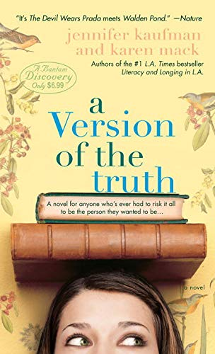 9780553592252: A Version of the Truth (Bantam Discovery)