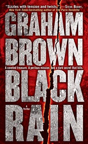9780553592412: Black Rain: A Thriller (Danielle Laidlaw)