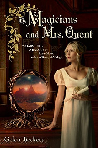9780553592559: The Magicians and Mrs. Quent