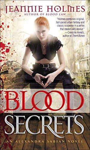 9780553592689: Blood Secrets (Alexandra Sabian)