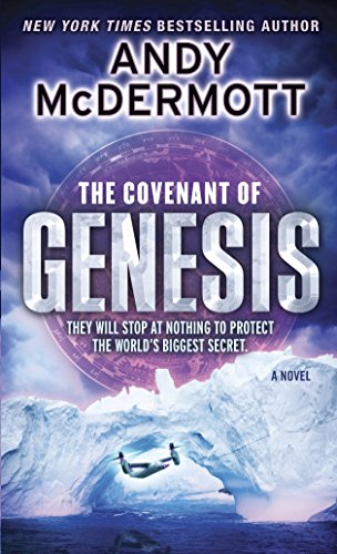 9780553592962: The Covenant of Genesis: A Novel (Nina Wilde and Eddie Chase)