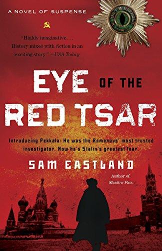 9780553593235: Eye of the Red Tsar: A Novel of Suspense