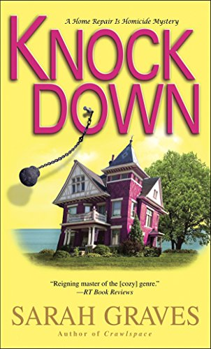 9780553593426: Knockdown: A Home Repair Is Homicide Mystery