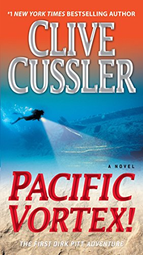 9780553593457: Pacific Vortex! (Dirk Pitt Adventure)